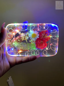 Trippy LED Mini Rolling Tray