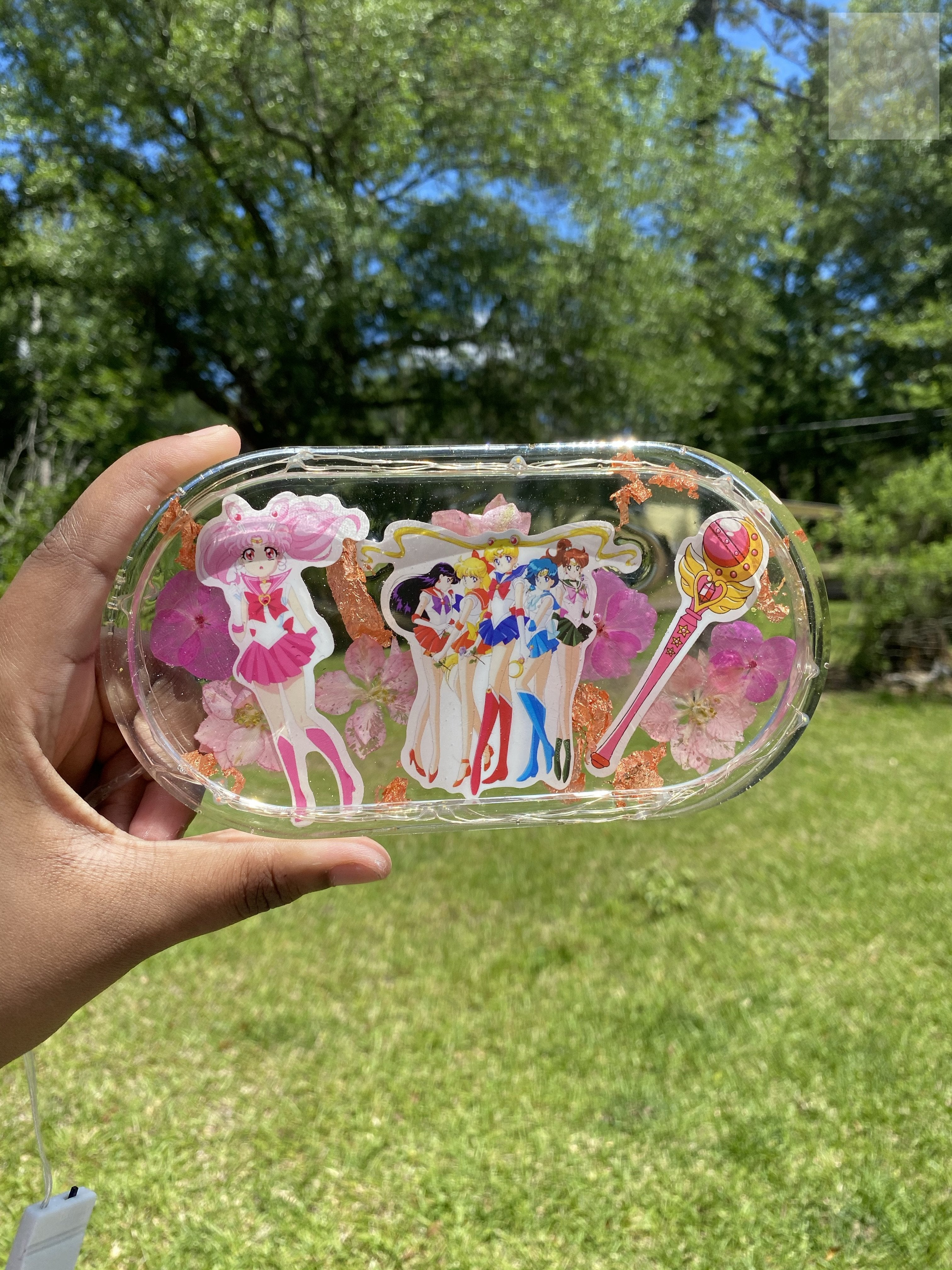 Sailor Moon LED Rolling Tray