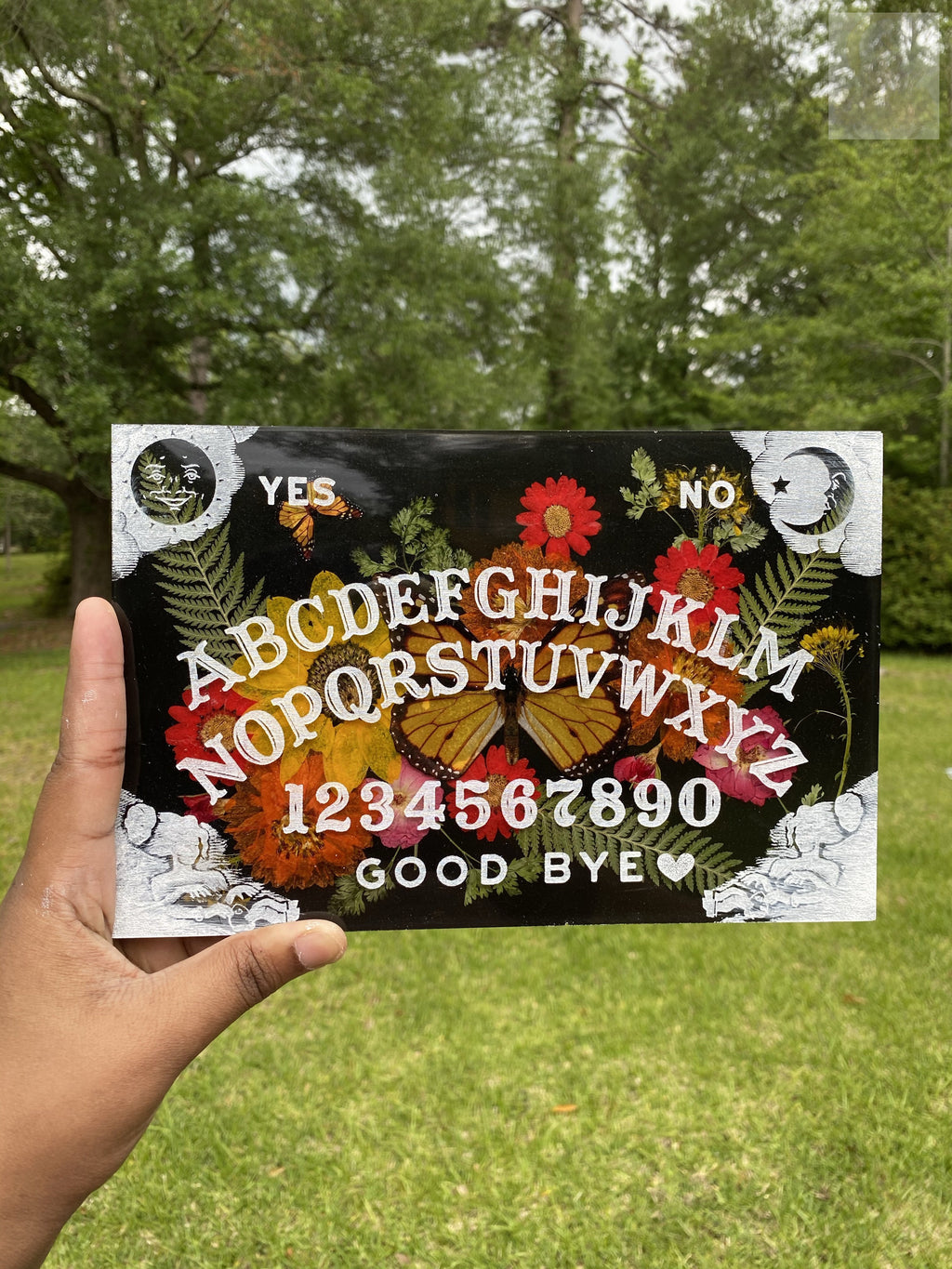 Monarch Ouija Board
