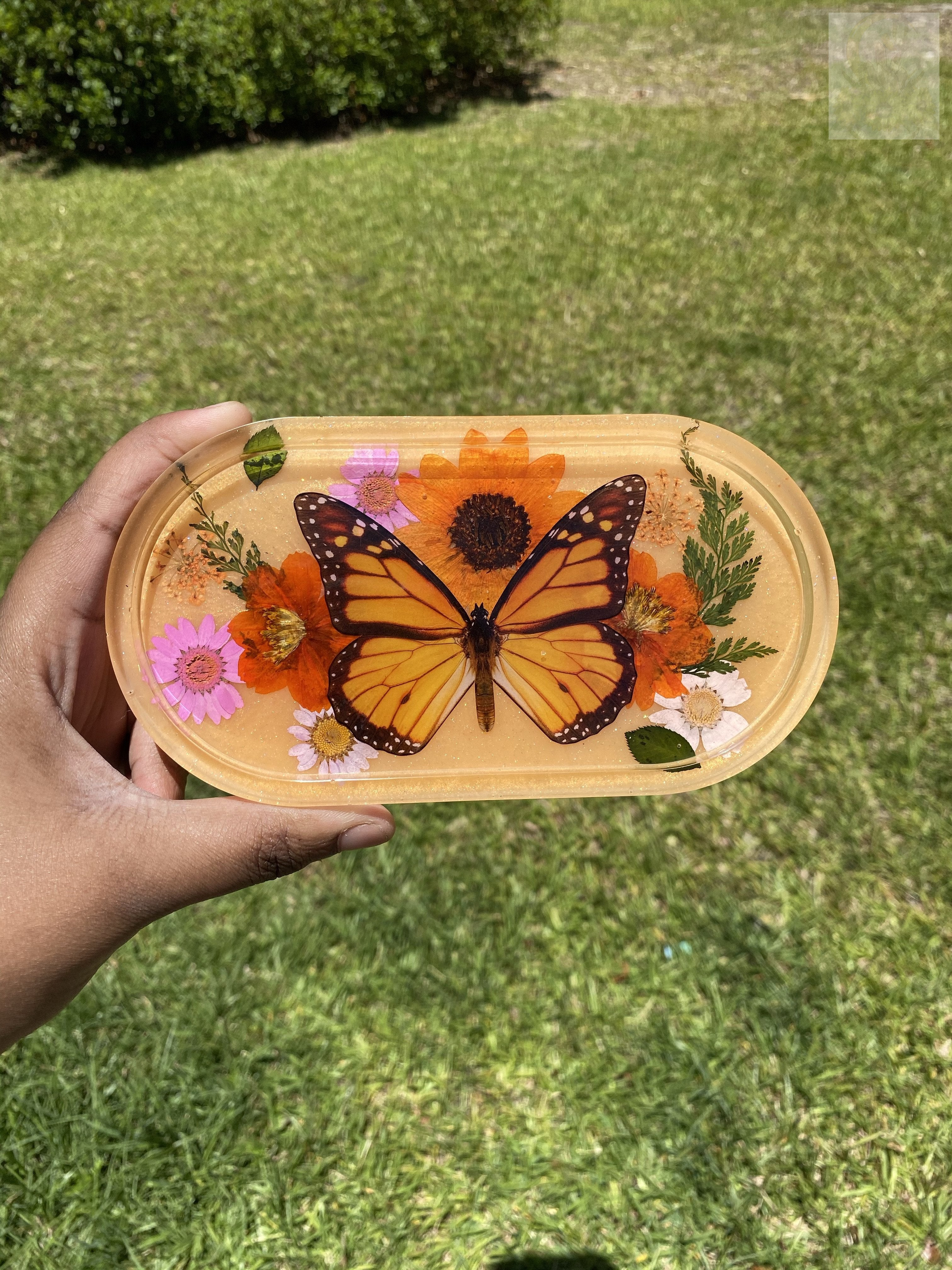 Monarch Spring Rolling Tray
