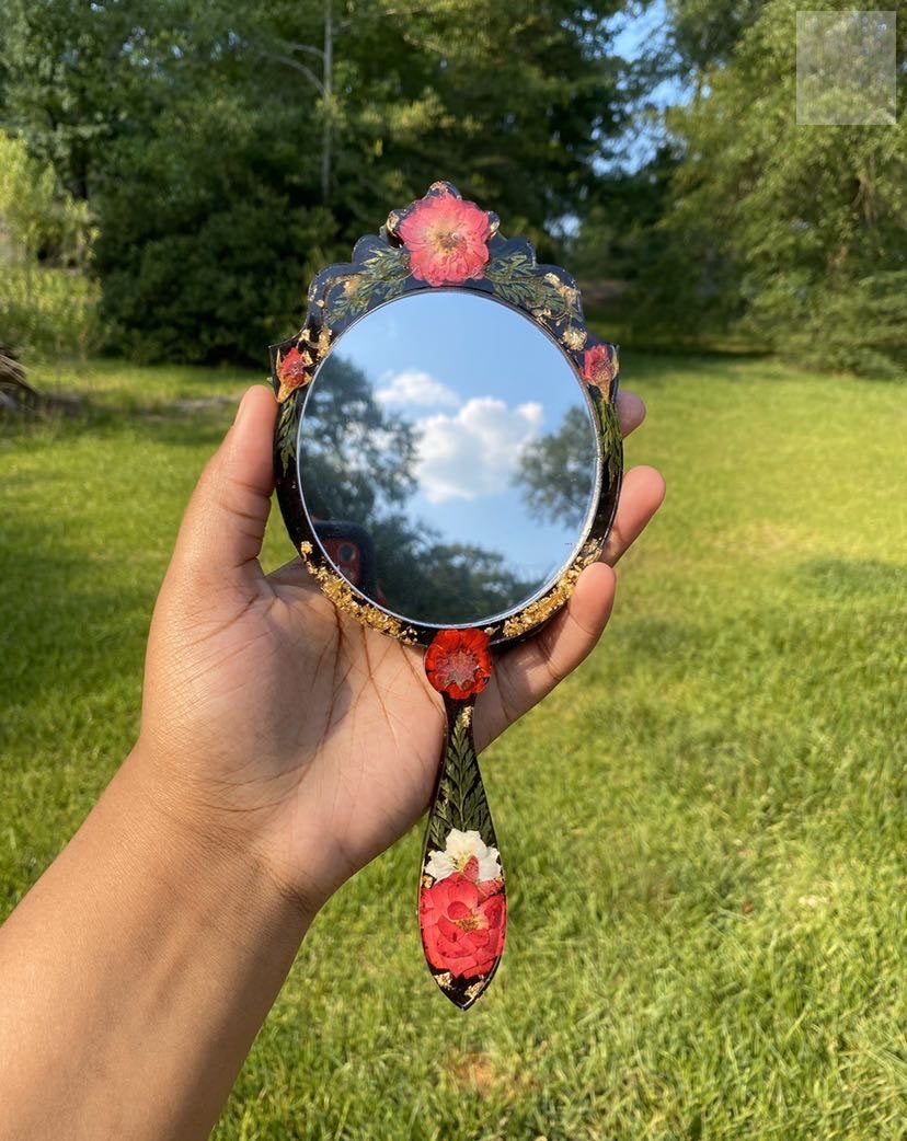 Enchanted Hand Mirror