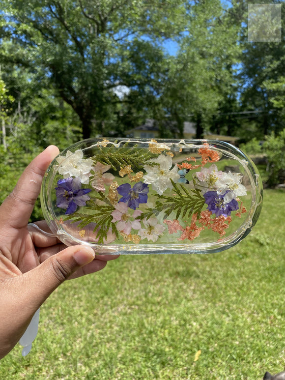 Larkspur LED Rolling Tray