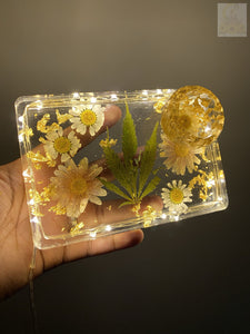 Mini Ethereal 420 Rolling Tray