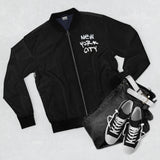 "Places ""New York"" Bomber Jacket - DCups"