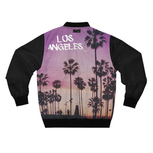 "Places ""Los Angeles"" Bomber Jacket - DCups"