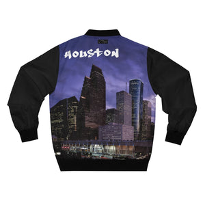 "Places ""Houston"" Bomber Jacket - DCups"