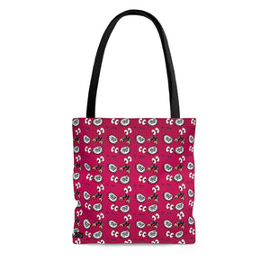 "Slang ""I See You Looking At Me"" Tote Bag - DCups"