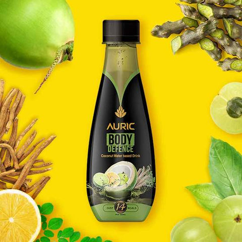 Auric Body Defence Drink