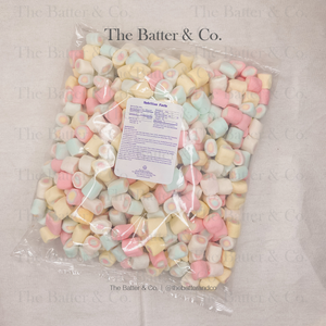 Colored Marshmallows - 750 g