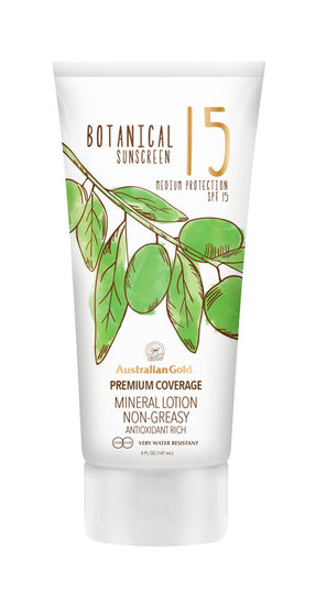 15 SPF- Botanical Sunscreen Lotion