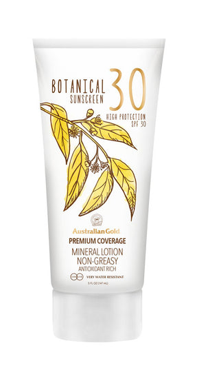 30 SPF Botanical Sunscreen Lotion