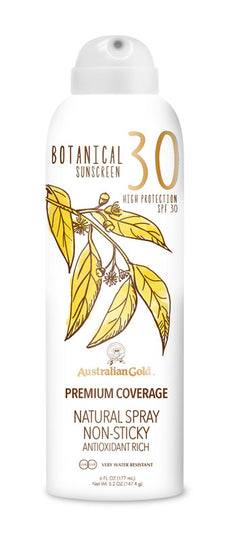 30 SPF Botanical Sunscreen Spray