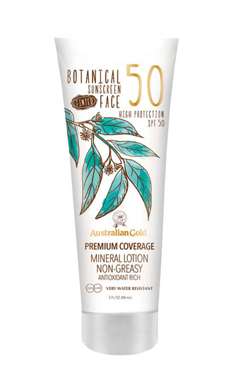 50 SPF Botanical Sunscreen Lotion