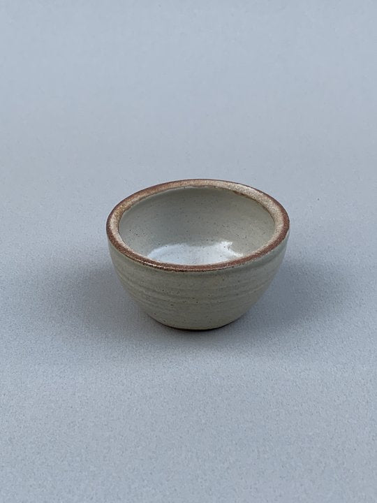 Smudge bowl (Piker White)