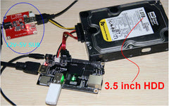 3.5 inch HDD addon package