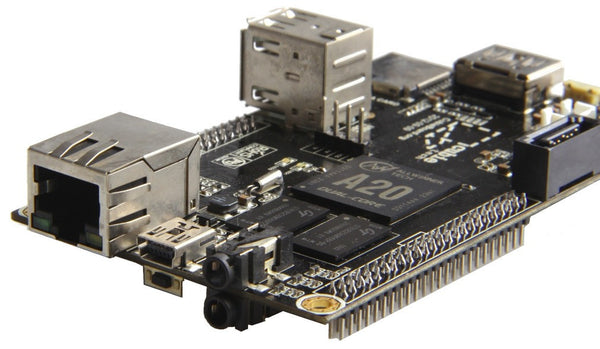 Cubieboard2 Allwinner A20 ARM Cortex A7 Dual Core Development Board