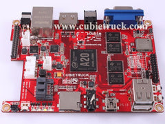 Cubietruck Cubieboard3 Cortex-A7 Dual-Core 2GB RAM/8GB Flash with Wifi + BT