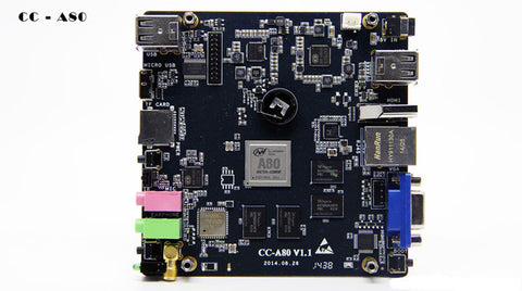 Cubieboard4 CC-A80 High-performance Mini PC Development Board Cubieboard A80