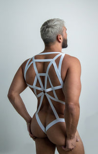 """CAUGHT UP"" BODY HARNESS"