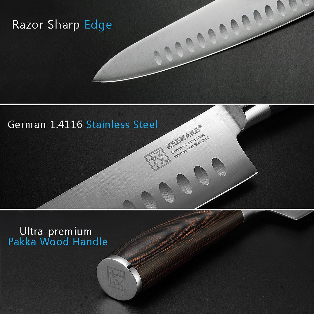 8.5-inch Japanese Chef's Knife