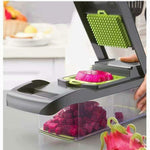 12-in-1 Vegetable Mandoline Slicer