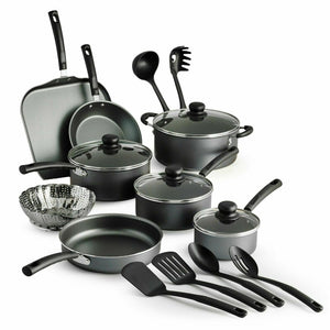 18pc Non-stick Cookware Set (Dishwasher safe)