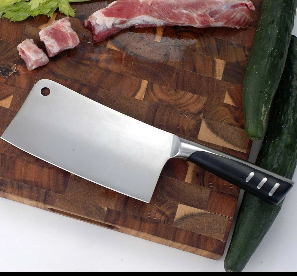 "7"" Professional Heavy-duty Cleaver"