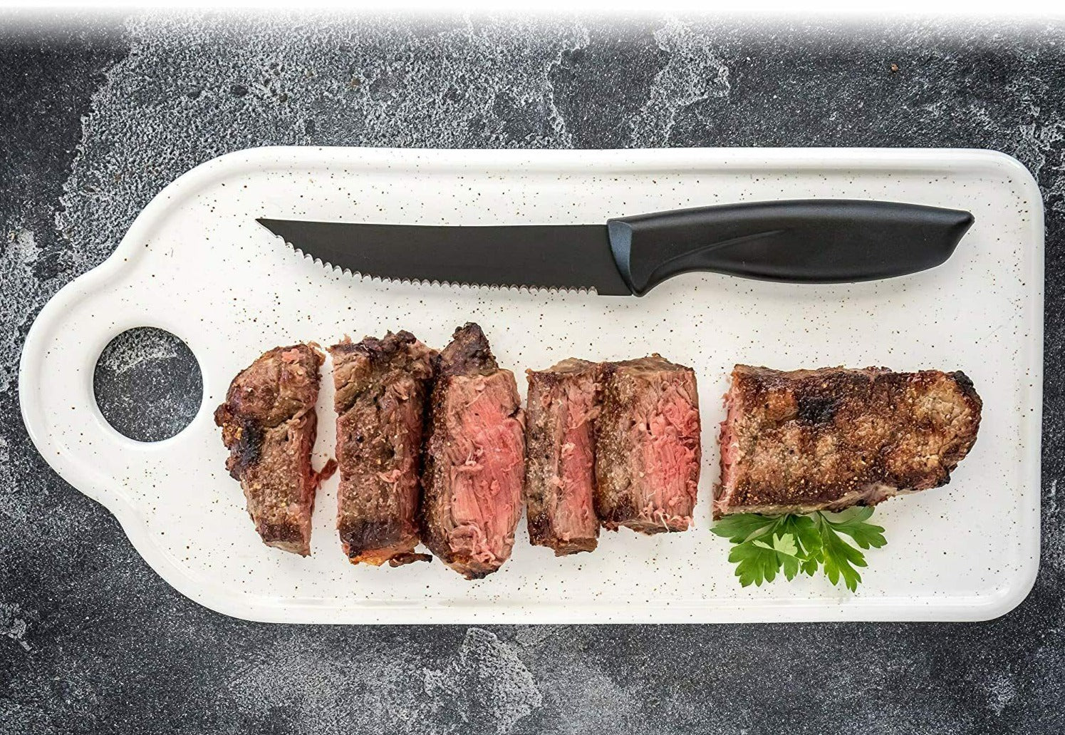8-Piece Premium Steak Knife Set