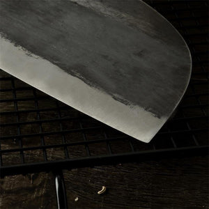 Hand Forged Carbon Steel Chef's Knife