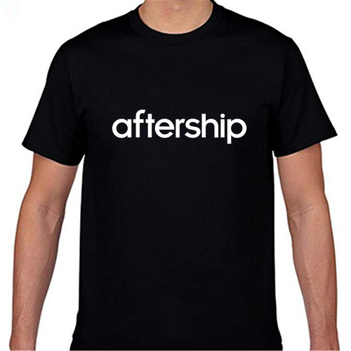 AfterShip Short Sleeve T-shirt (Men)