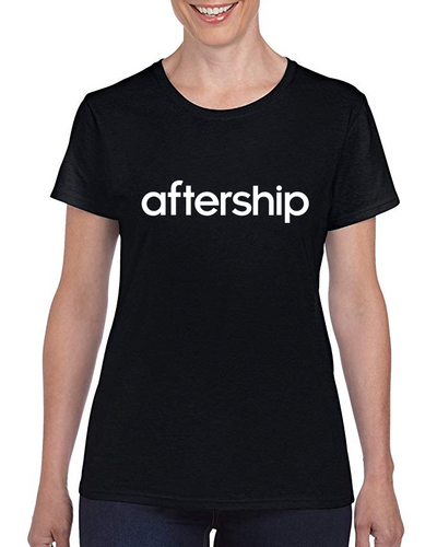 AfterShip Short Sleeve T-shirt (Women)