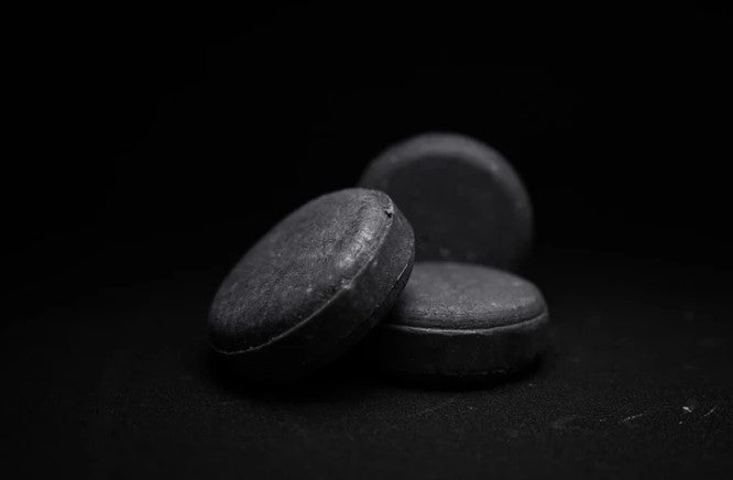 Why is activated charcoal so cool?