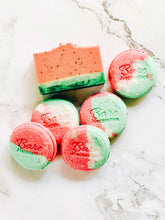 Load image into Gallery viewer, Summer Watermelon Shampoo Bar