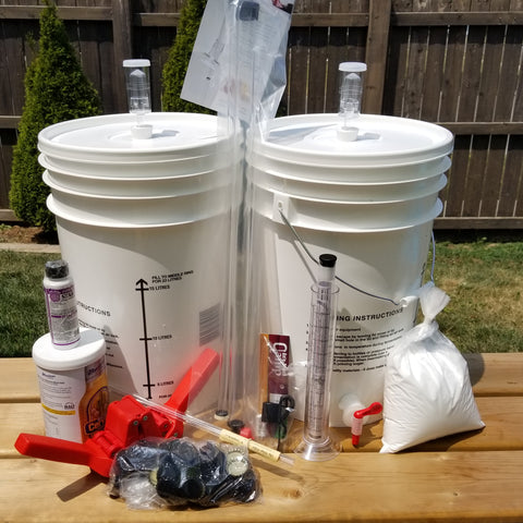 Real Beer Brewing Starter Kit