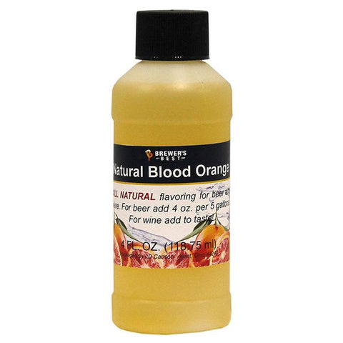 Blood Orange Extract Flavouring 4 oz