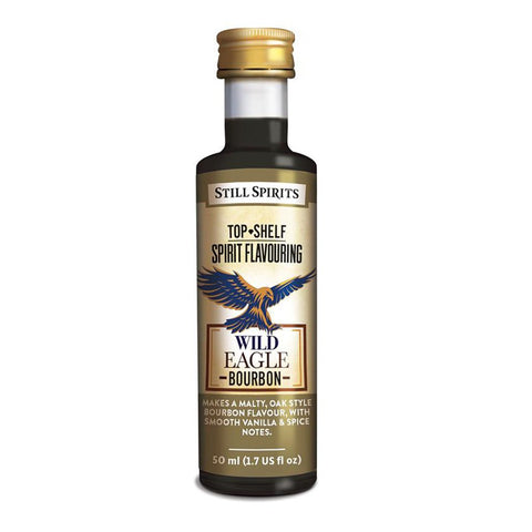 Top Shelf - Wild Eagle Bourbon Flavouring