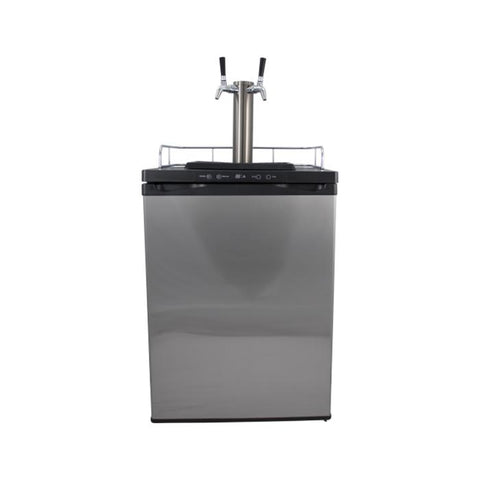 Kegerator with Double SS Interap Tower