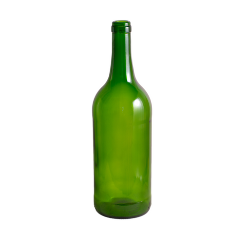 1.5L Green Wine Bottles case of 6