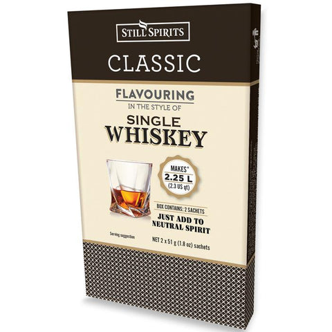 Classic Premium Spirits - Single Malt Whiskey