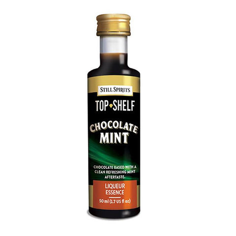 Chocolate Mint Liqeur Flavouring