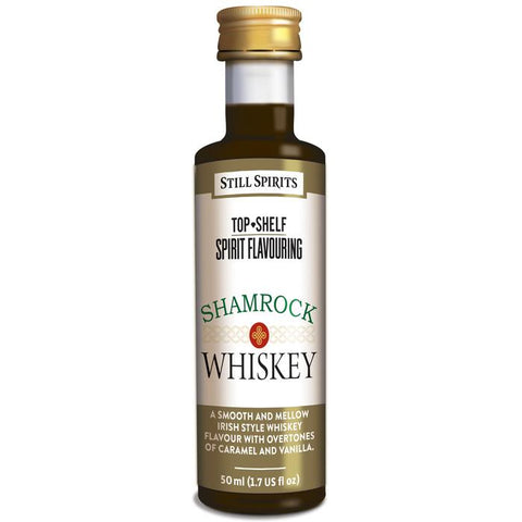 Top Shelf - Shamrock Whiskey Flavouring