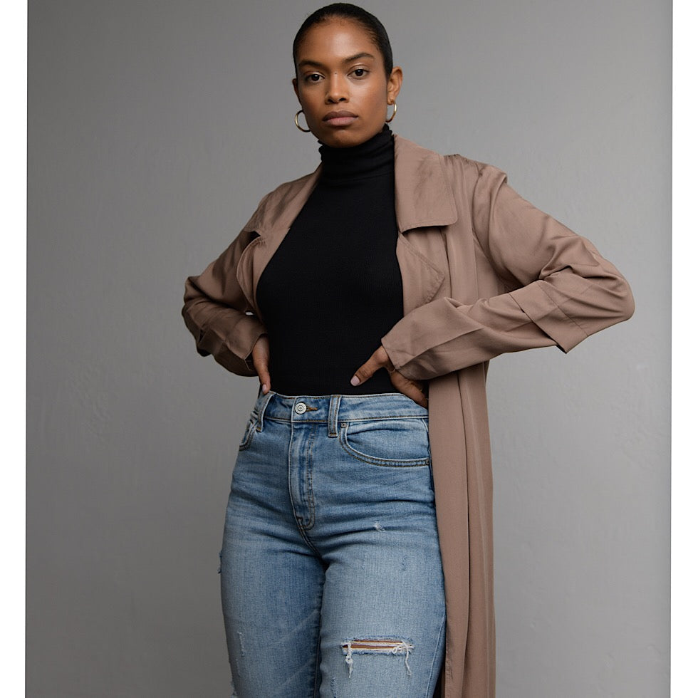Duster Trench Coat - MNMAL