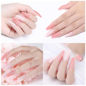 Instant Gel Nails Kit