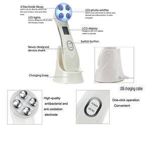Instalift™ LED Skin Tightening Device