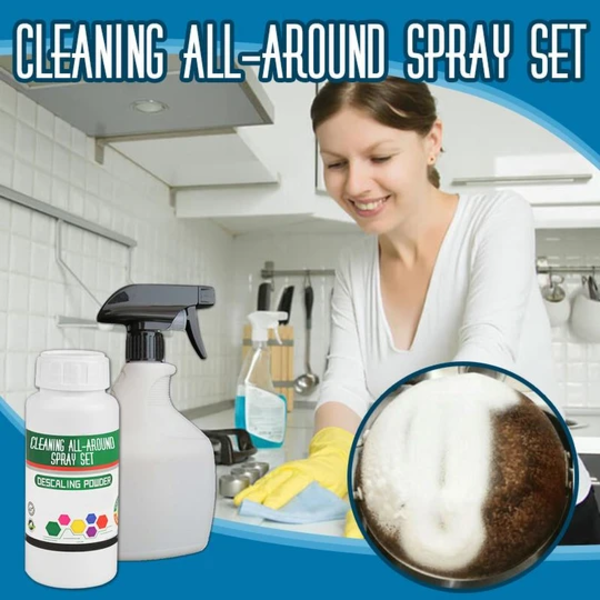 Cleaning All-Around Spray Set