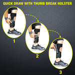 Concealed Ankle Holster