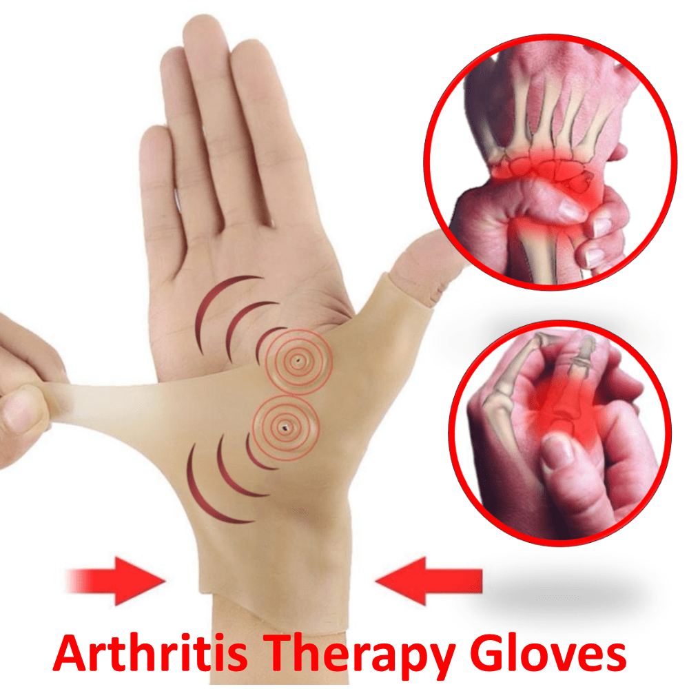 Arthritis Wrist & Thumb Magnetic Therapy Glove