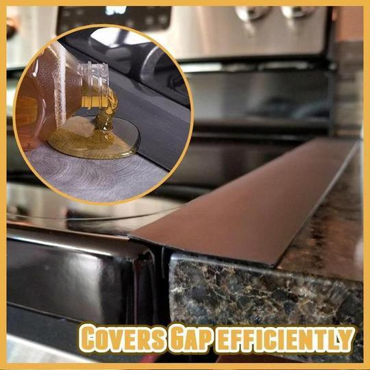 Silicone Stove Gap Cover (2 pcs set)
