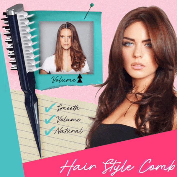 Instant Volume Hair Style Comb