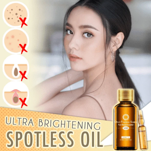 Full Brightening Spotless Oil